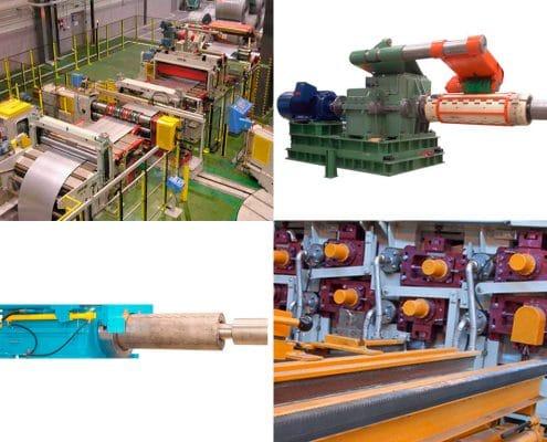 fagor siderurgia arrasate maquinaria instalaciones
